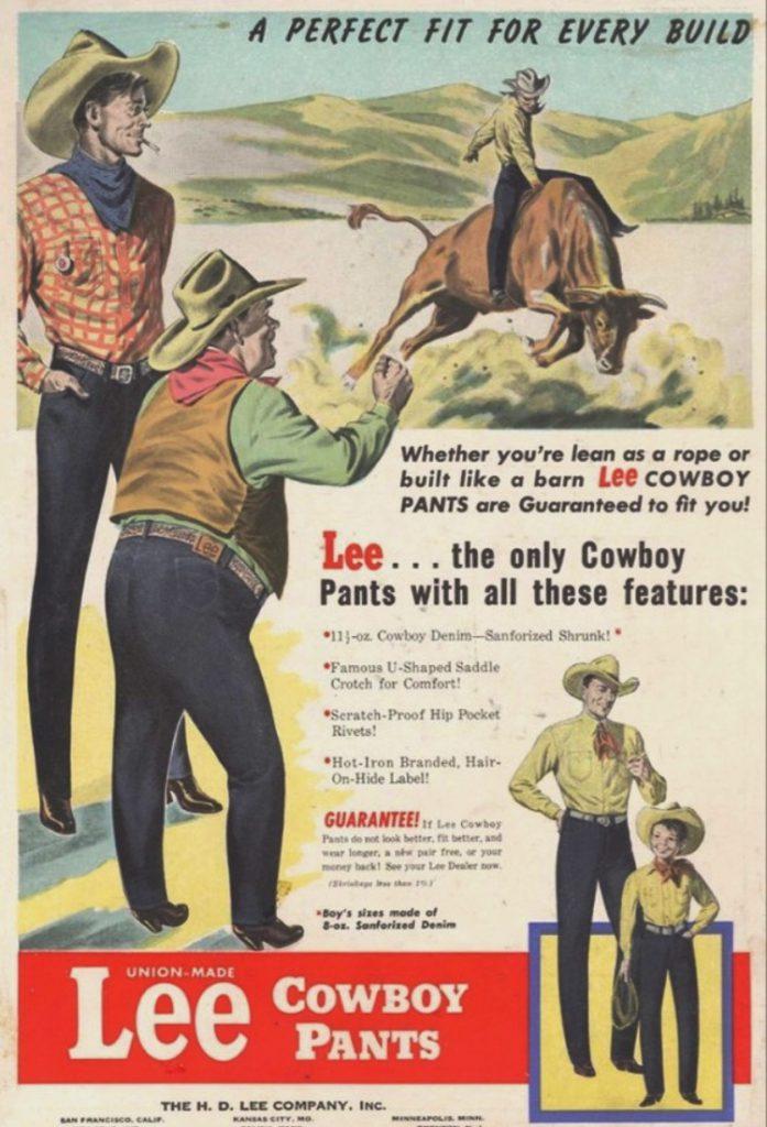 lee cowboy