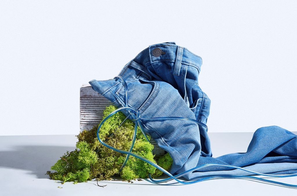 Orta Is Rethinking Denim Through Biodesign