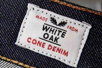 cone denim white oak