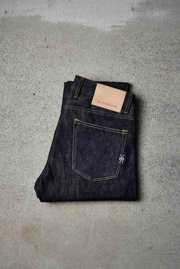 online retailer 79ceb 4cb8f Be Part Of The Silvercreek Lewis Selvage Jeans Project ...