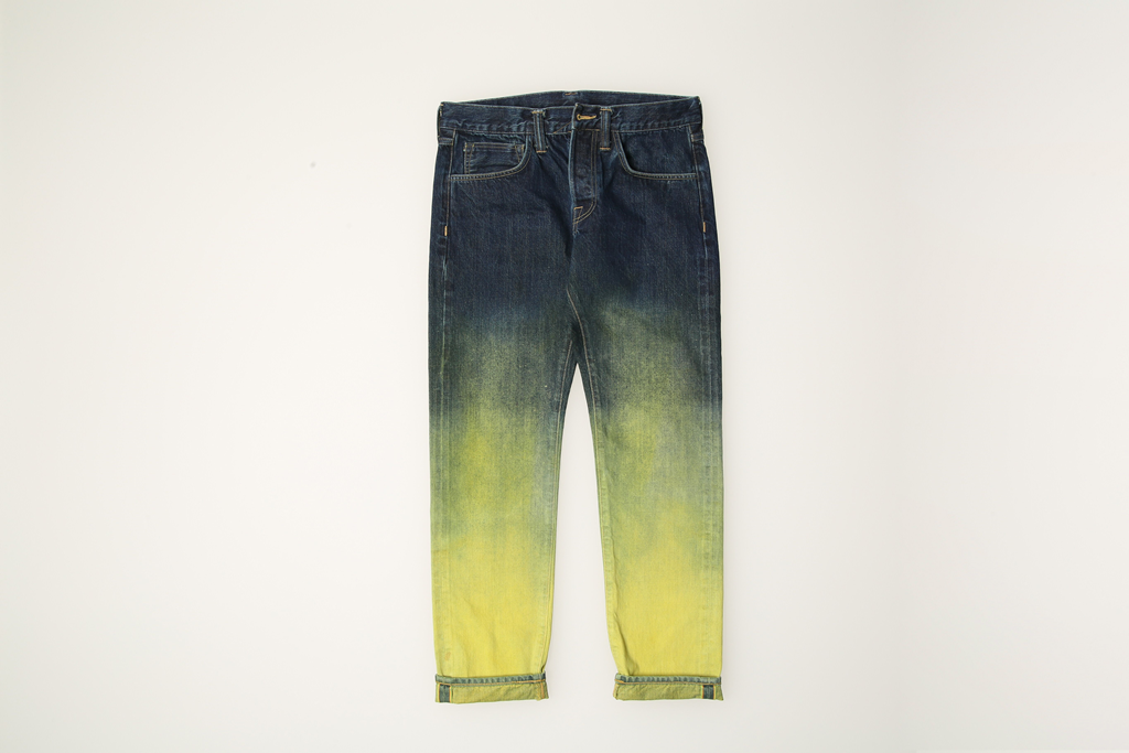 Jean School Amsterdam X Edwin Jeans Recycle Project