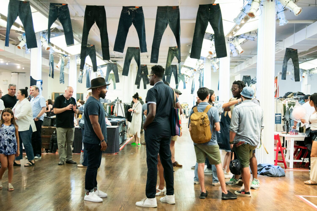 Photo Recap New York Denim Days 2019