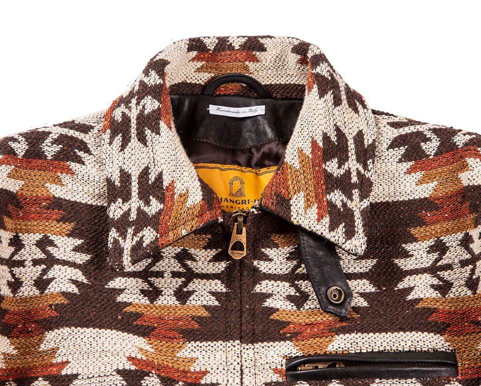 Shangri-La Heritage Varenne Desert Navajo Wool Jacket