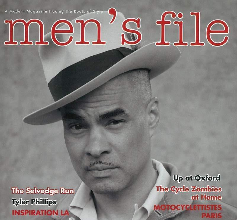 Men's File Magazine Celebrates 10-Years Anniversary