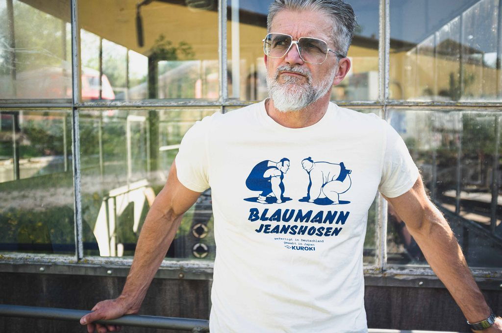 Blaumann Jeanshosen Released Their Sumo T-Shirt