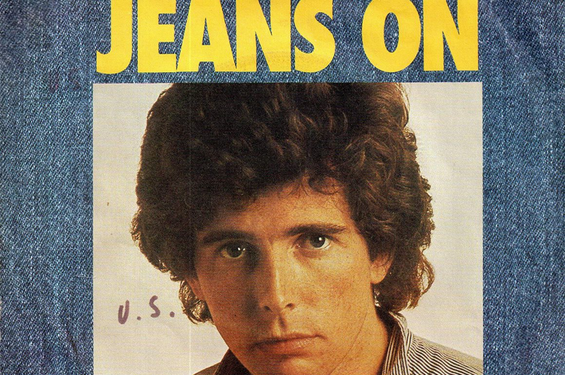 Denim Song Of The Day: Jeans On By David Dundas