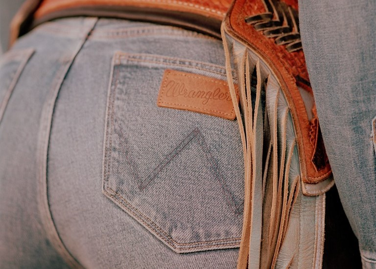 New Wrangler Women Jeans Are Sweeter Than Peaches
