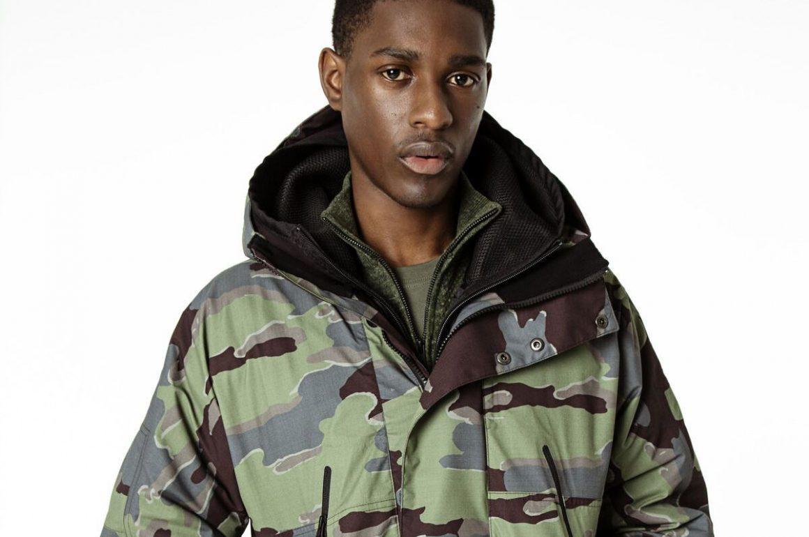 Denham The Jeanmaker Vince Camouflage Jacket