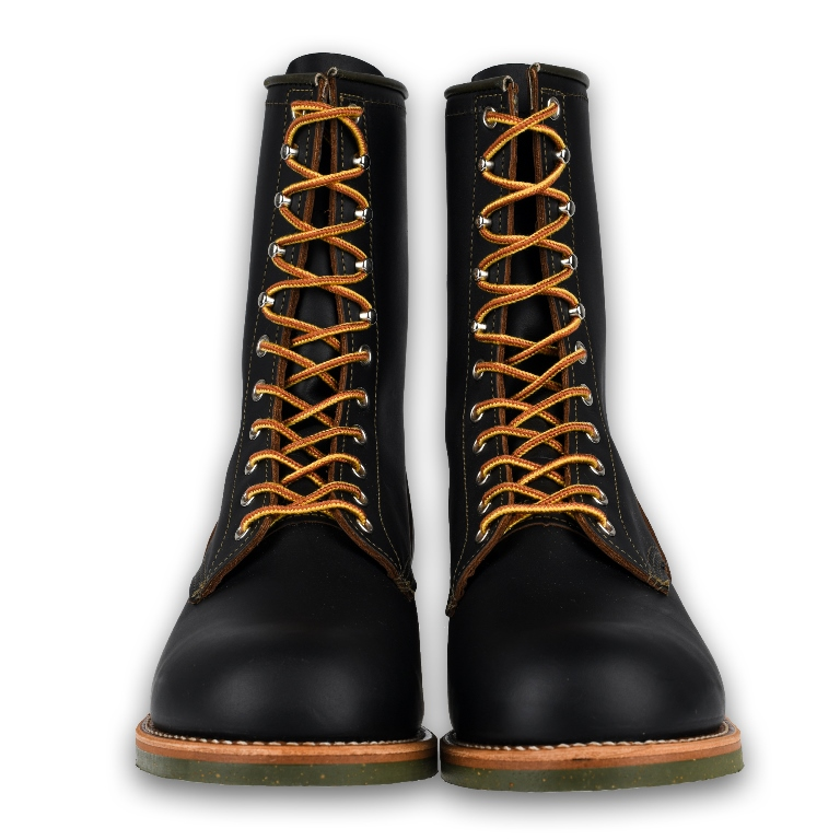 Indigofera Jeans x Red Wing Shoes #4328 Climber Boot