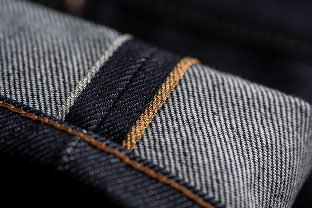Blaumann Jeanshosen Gold Silver 15oz Selvage Jeans