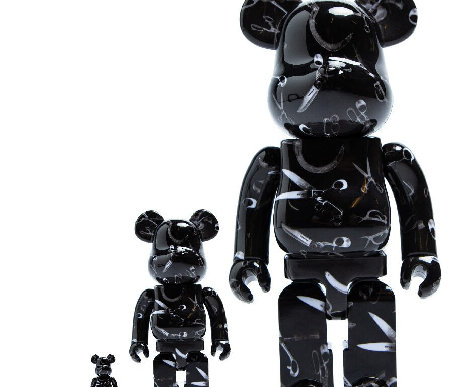Denham The Jeanmaker X Medicom Toy Collaboration