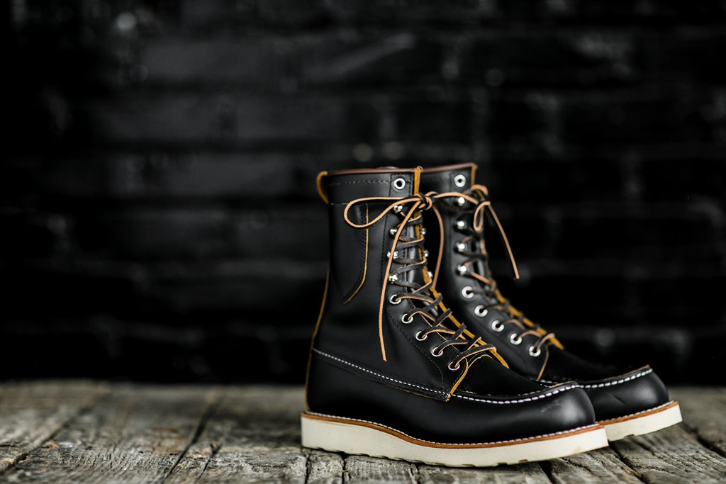 Red Wing Shoes Introduces The Billy Boot #8829
