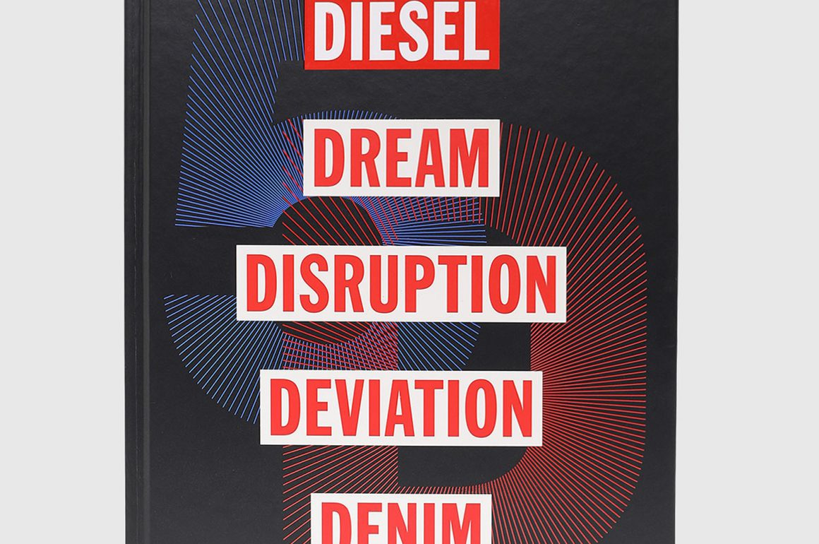 Diesel Book: 5D Diesel Dream Disruption Deviation Denim