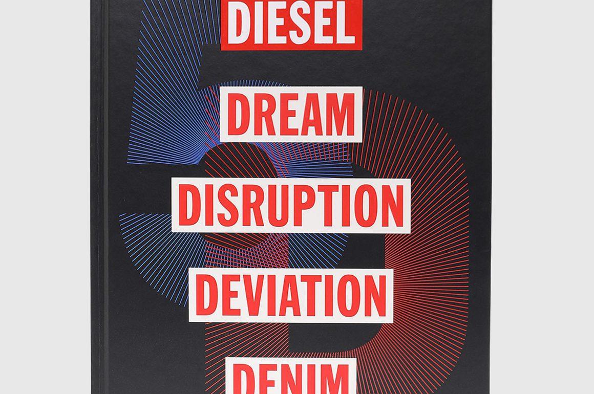 Diesel Book: 5D Diesel Dream Disruption Deviation Denim