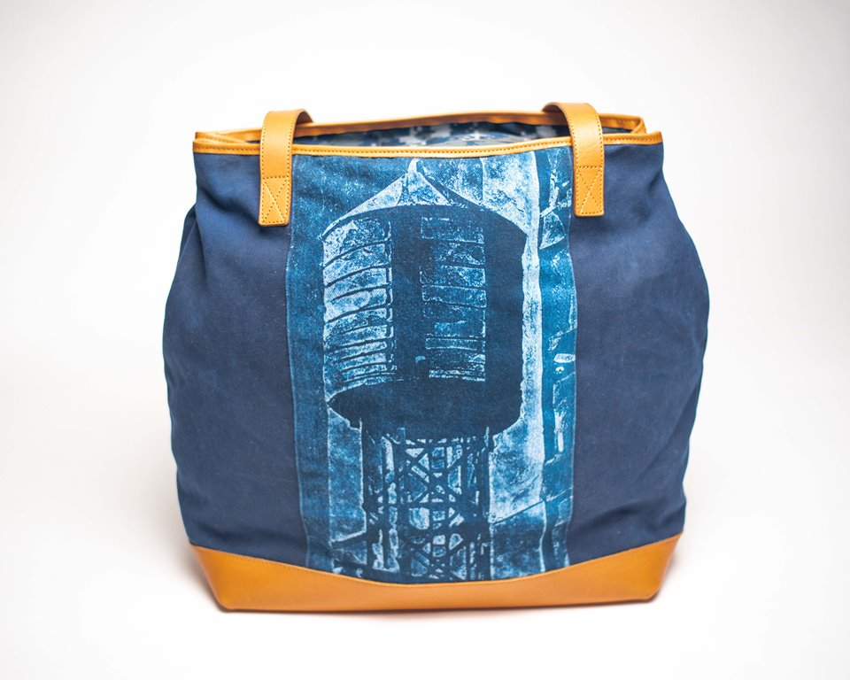 Clockworks Press Releases Limited Edition Denim Tote Bag