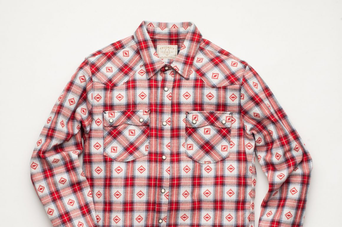 Freenote Clothing Modern Western Shirts
