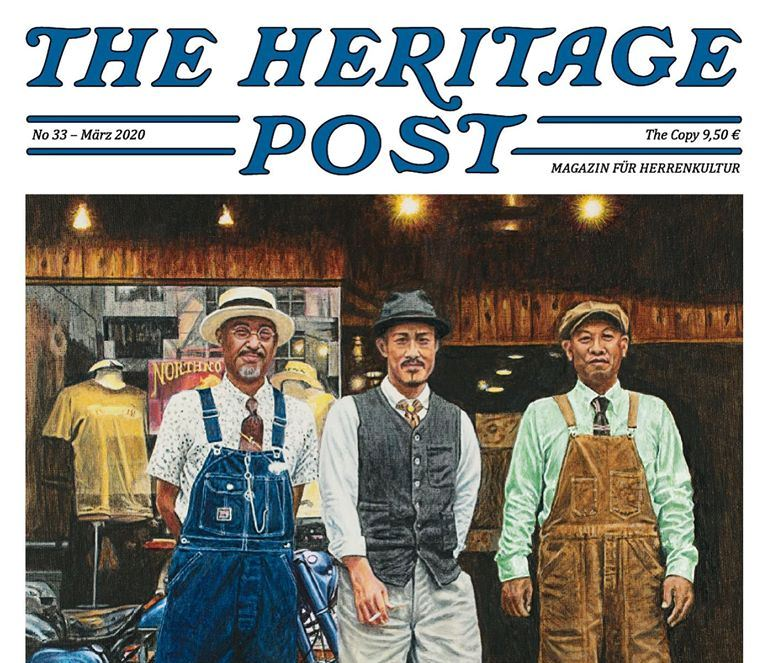 The Heritage Post Magazine No. 33 – March 2020