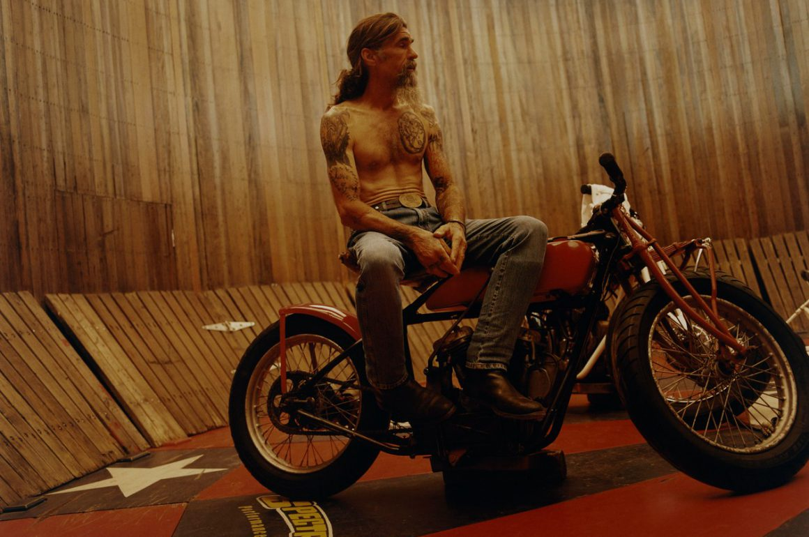 Wrangler Launches Texas Slim With Wall Of Death Campaign