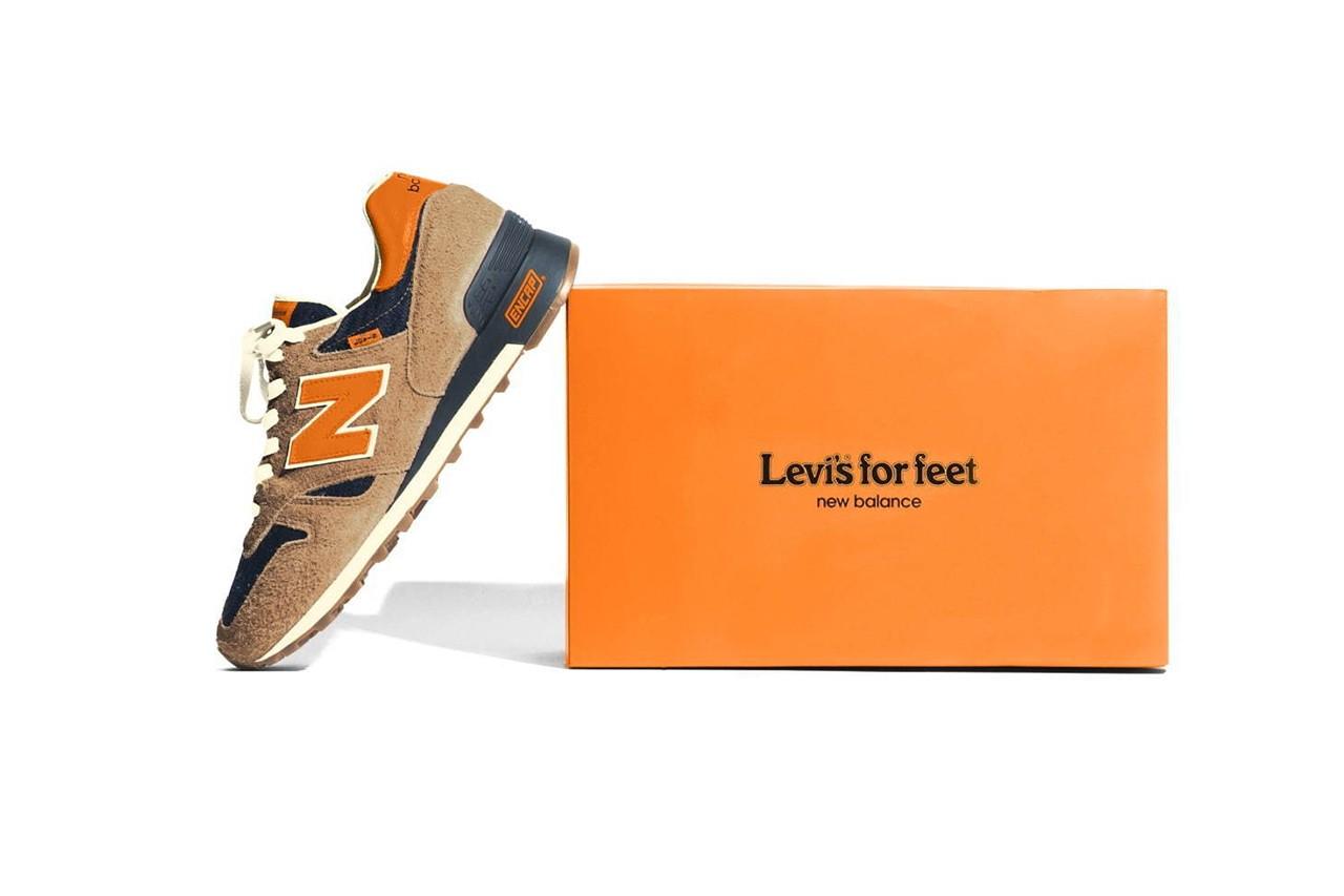 new balance levi's