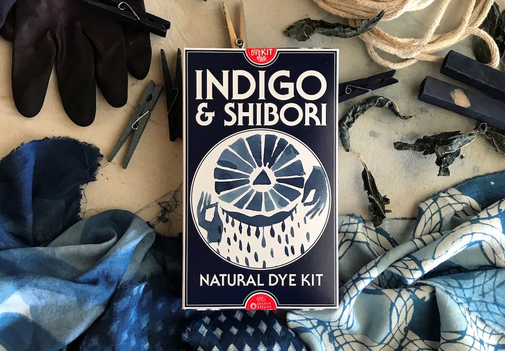 Grahan Keegan Indigo & Shibori Natural Dye Kit
