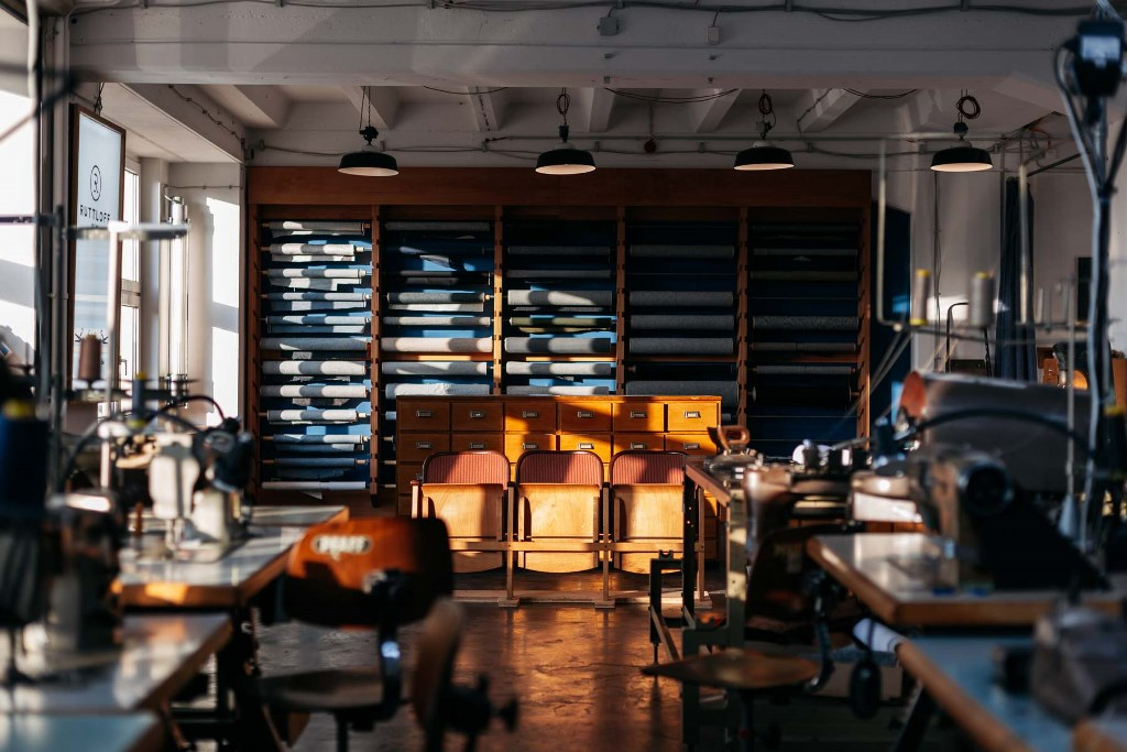 A Look Inside The Ruttloff Denim Atelier