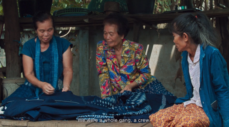 Finding Oase Film – The Secret World Of Thai Indigo