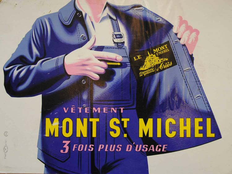 A Brief History Of Le Mont St Michel Brand