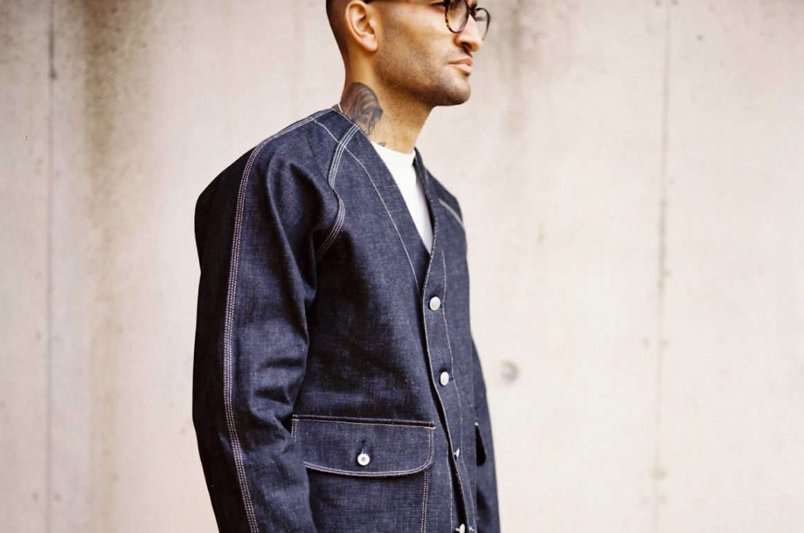 Dawson Denim Engineer Selvedge Jacket