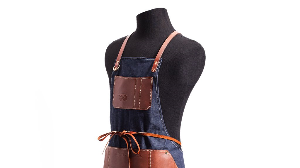 Tradesman Aprons By Orox Leathers