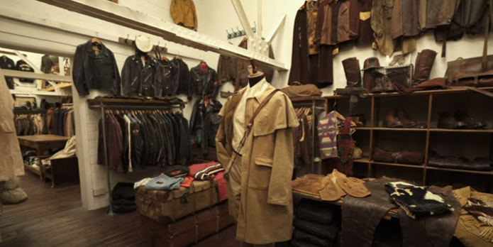 A Look Inside The Vintage Showroom (Video)