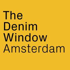 denim window
