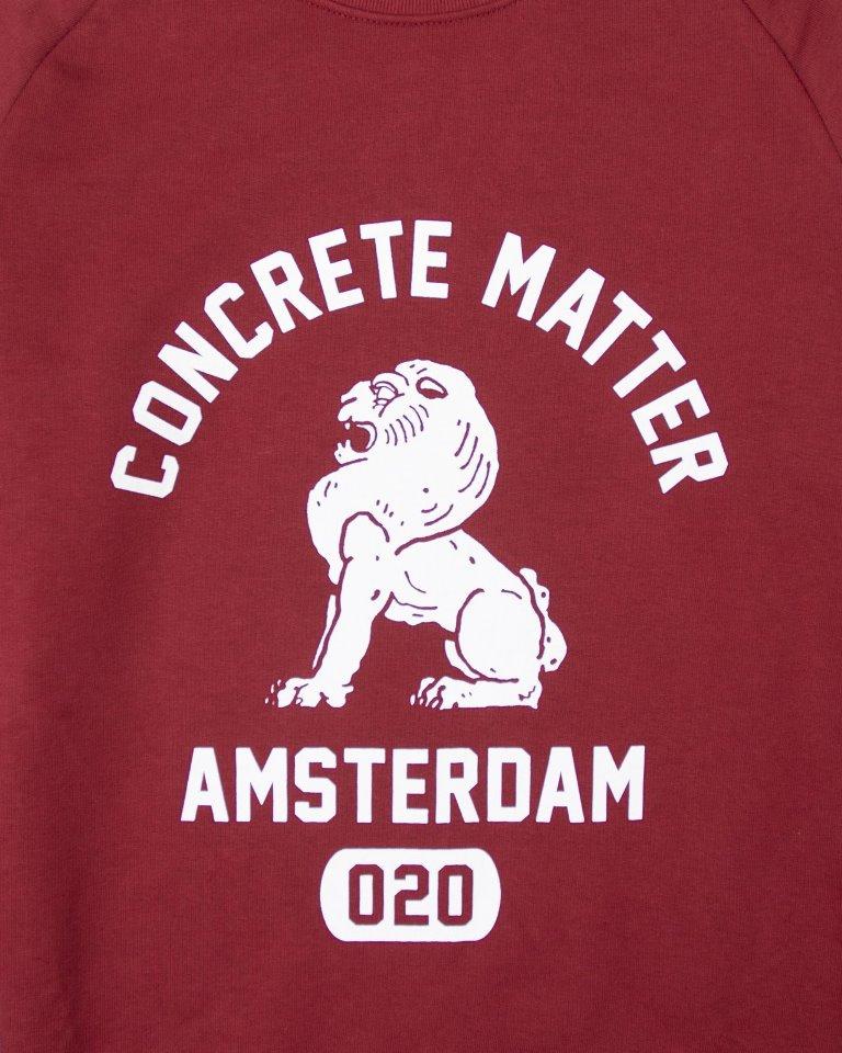 concrete matter