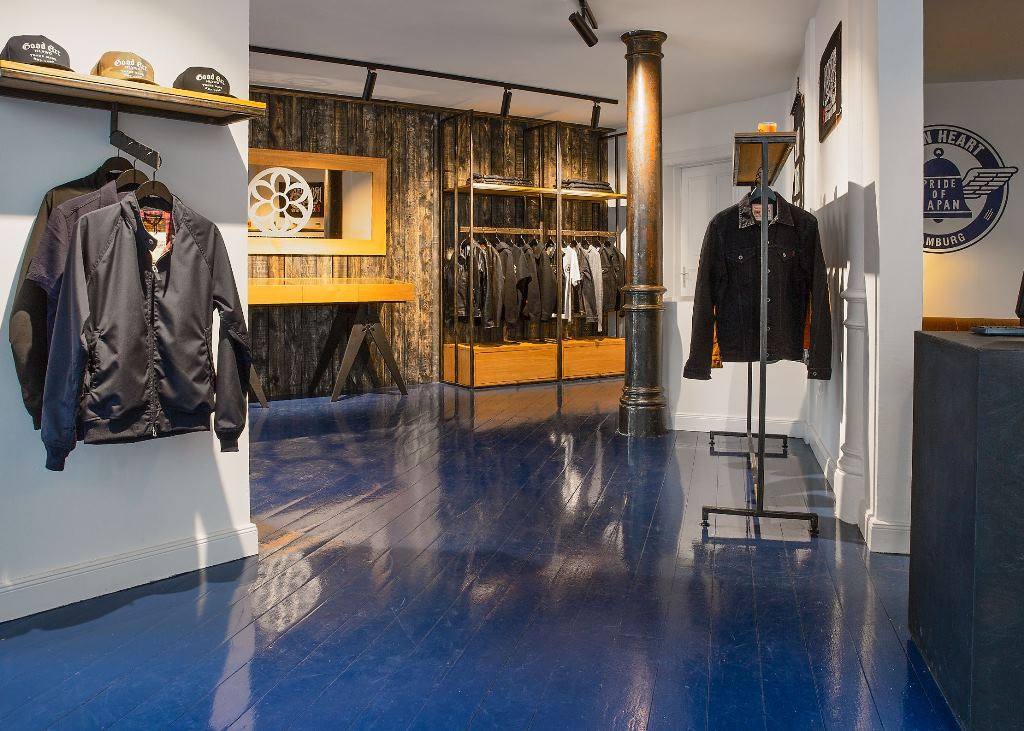 A Sneak Inside The Iron Heart Store In Hamburg