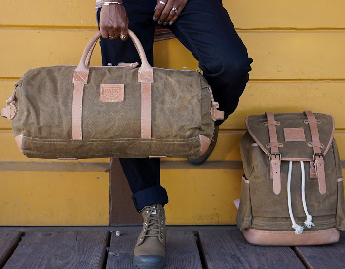 Pack Animal's Kickstarter Project Extra Mile Bags