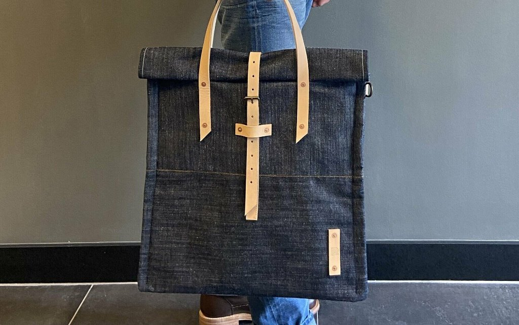 Linmans Denim Presents Limited Handmade Denim Bags