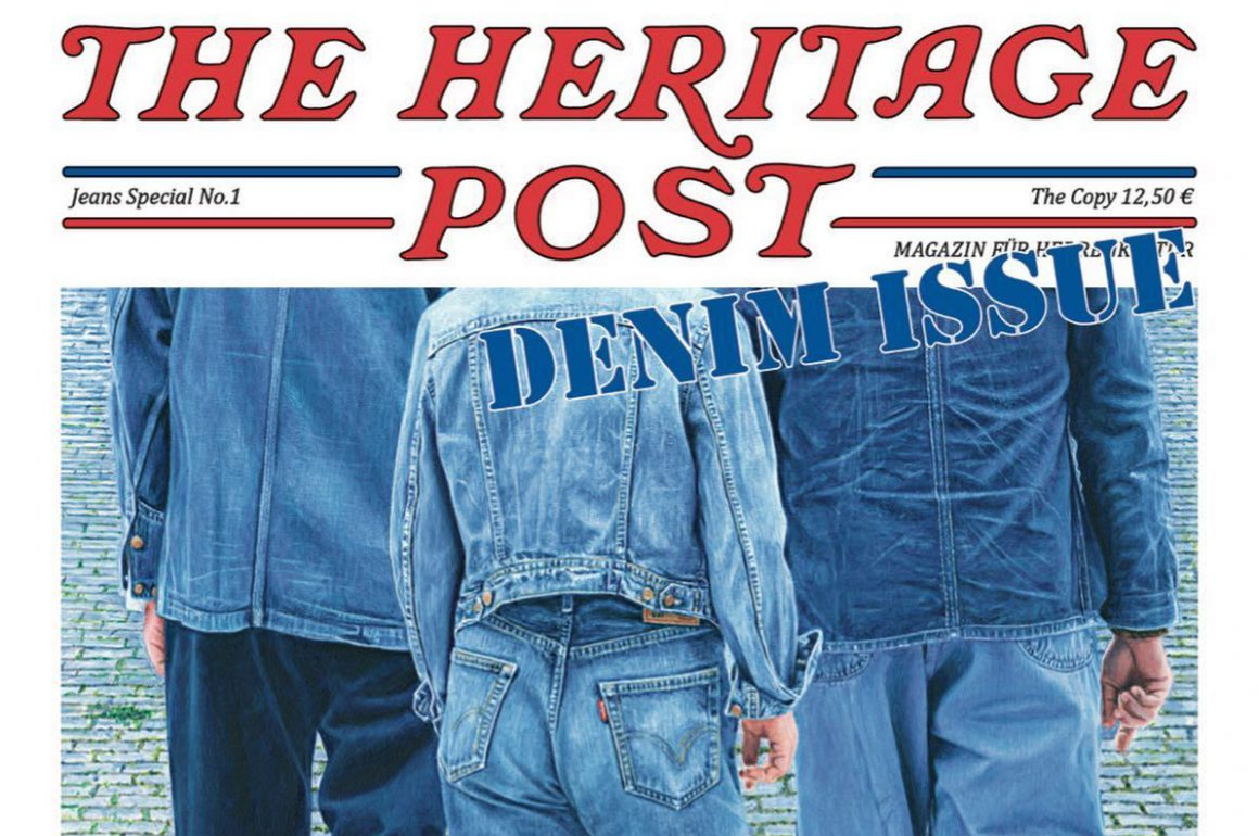 The Heritage Post Presents: Denim Issue + No. 36