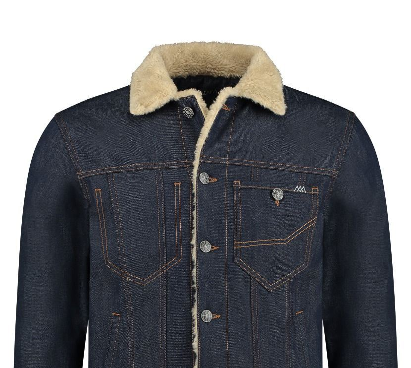 Amsterdenim Keeps Your Warm With Their Freddy Jacket