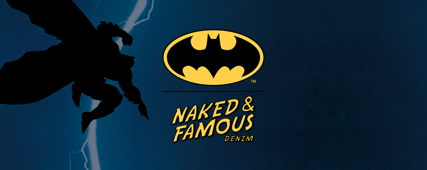 naked and famous batman