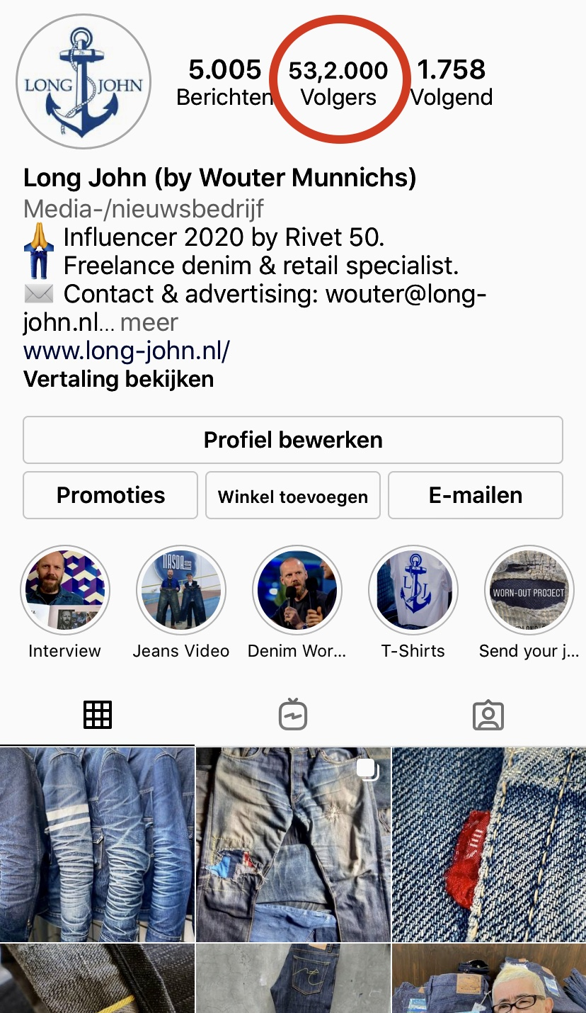 instagram long john