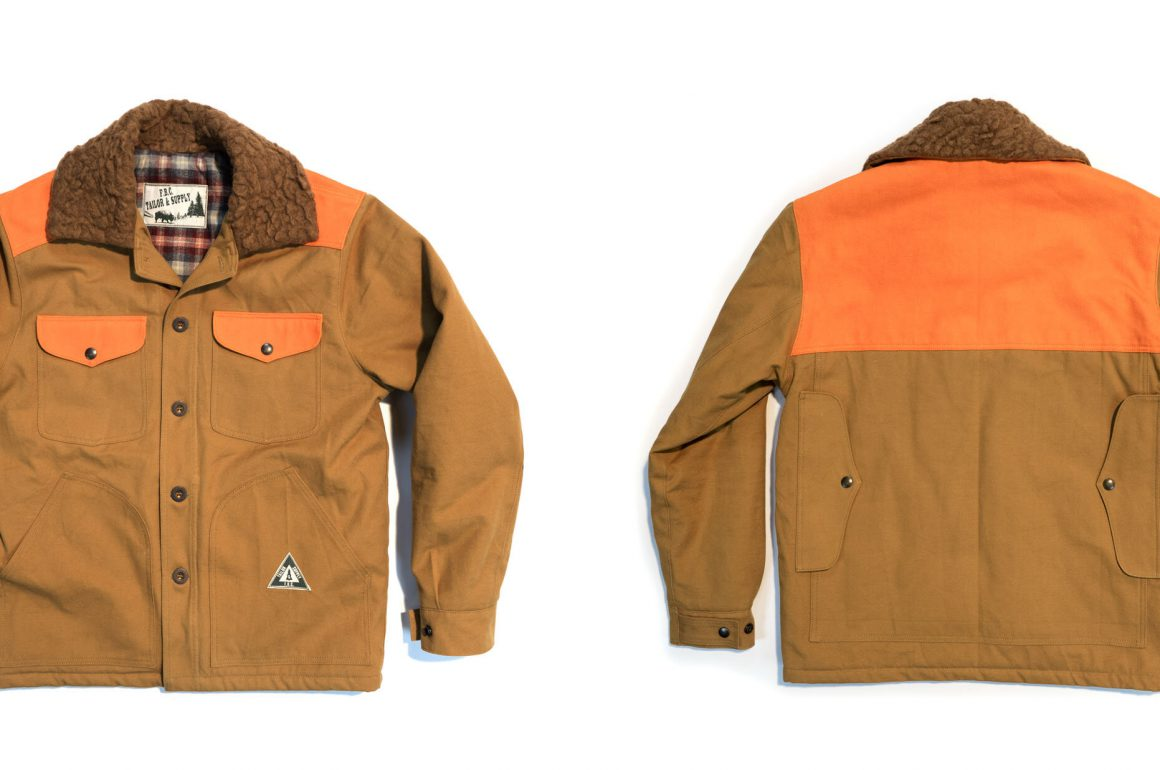 F.B.C. Tailor Supply Logger Coats For This Winter