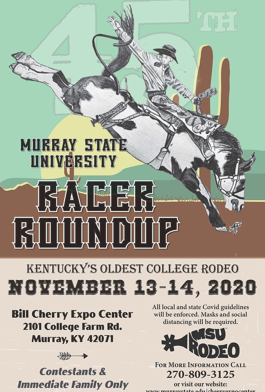 msu rodeo event