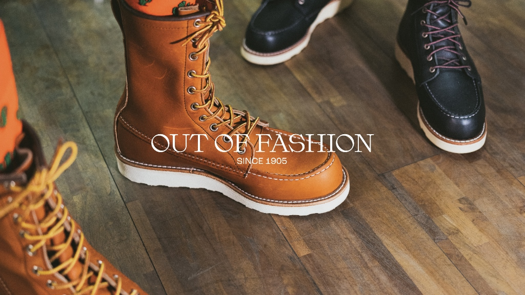 Red Wing Shoes Out Of Fashion Since 1905 (Teaser Video)
