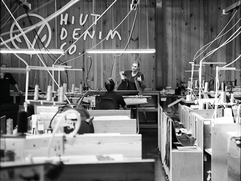 hiut denim company