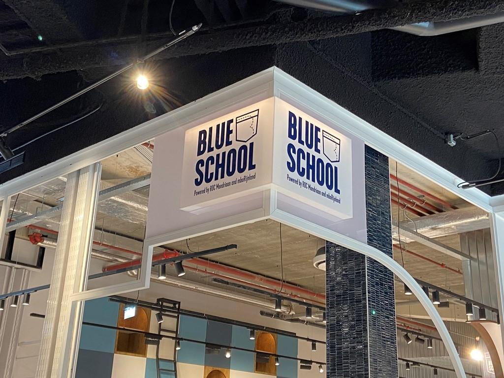 Blue School Westfield Mall Kornoelje 20 Leidschendam, The Netherland