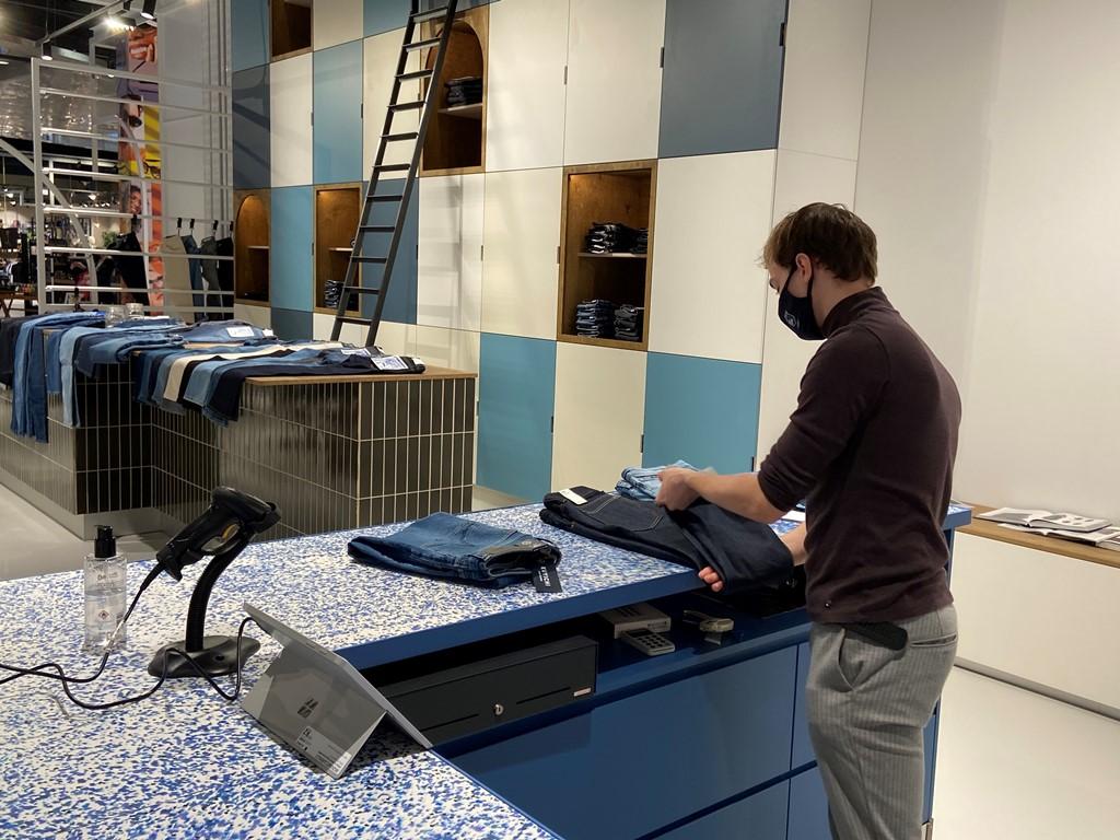 Blue School Westfield Mall