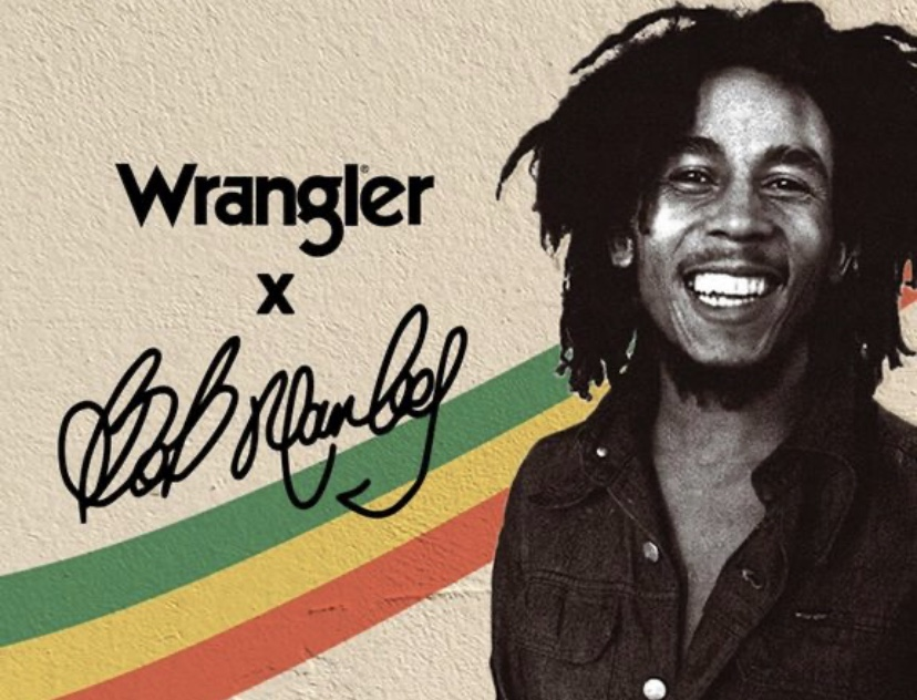 Wrangler Honors Reggae Superstar Bob Marley
