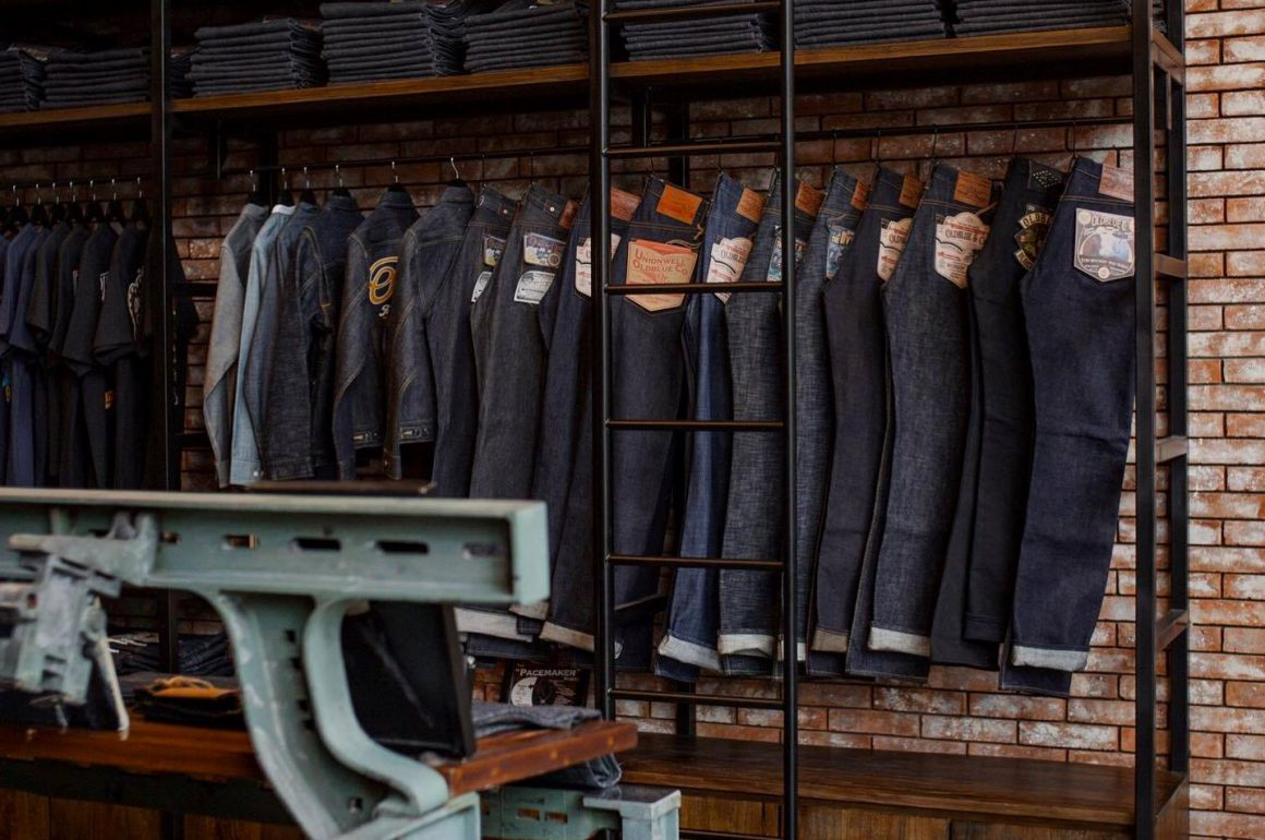 An Inside In The Oldblue Company Store And Celebration Collection
