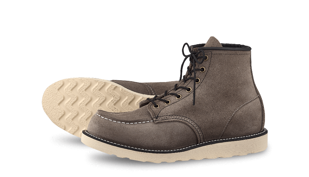 Red Wing's 8863 Slate Muleskinner Leather To Weather Any Storm.