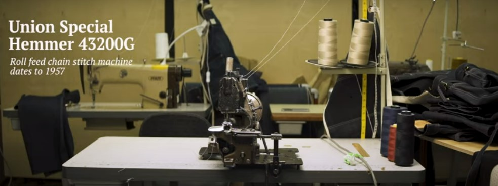 The Art Of Making Jeans With Dawson Denim Film (Video)
