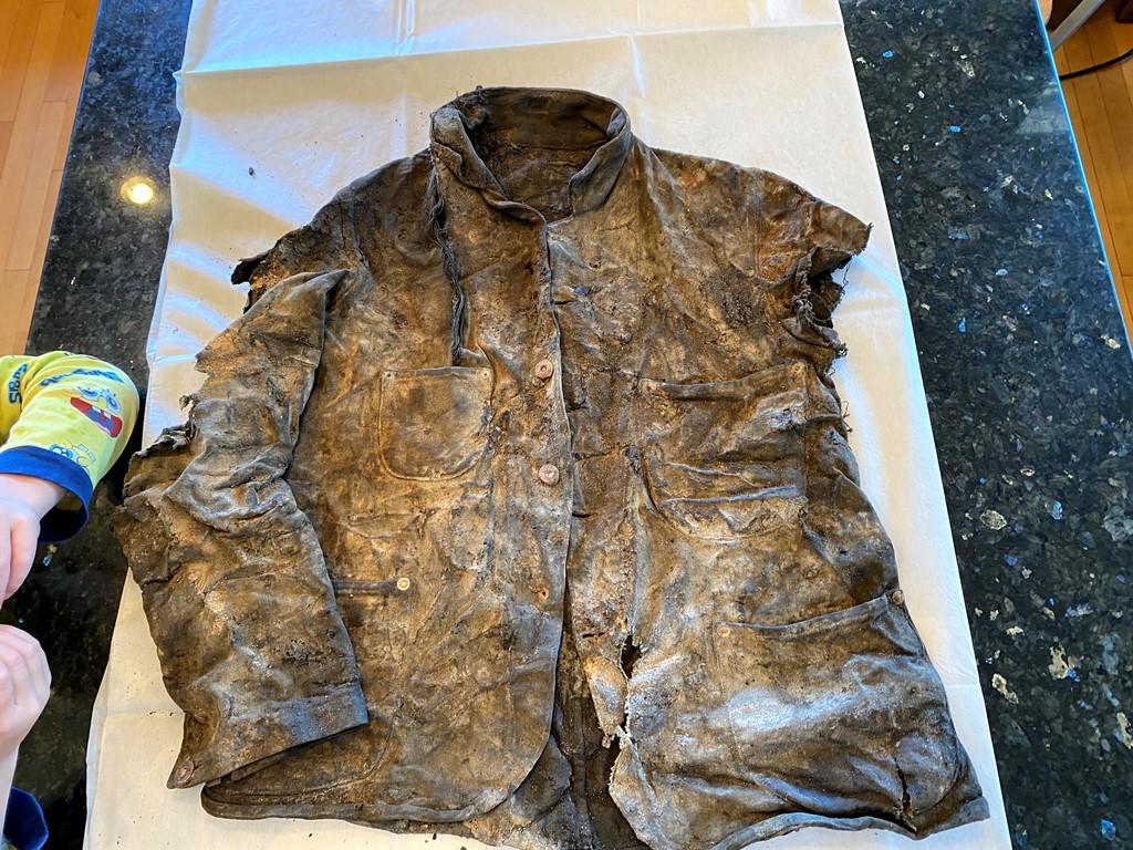 levis sack coat 1800